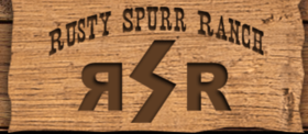 Rusty Spurr Ranch Logo