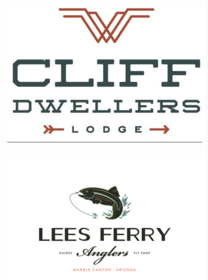 Lees Ferry Anglers/Cliff Dwellers Lodge Logo