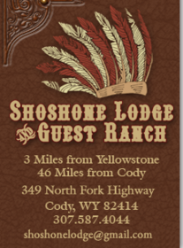Shoshone Lodge & Guest Ranch Logo