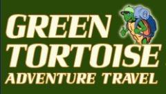 Green Tortoise Logo