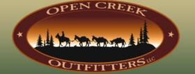Open Creek Outfitters, LLC. Logo
