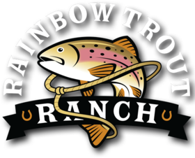 Rainbow Trout Ranch Logo