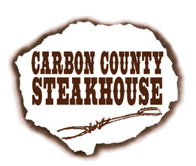 Carbon County Steakhouse Logo