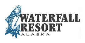 Waterfall Resort Alaska Logo
