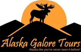 Alaska Galore Tours Logo