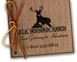 Elk Mountain Ranch Logo