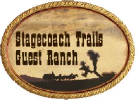 Stagecoach Trails Guest Ranch, Inc. Logo