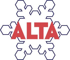 Alta Ski Area Logo