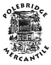 Polebridge Mercantile Logo