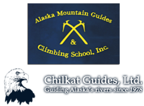 Alaska Mountain Guides & Chilkat Guides Logo