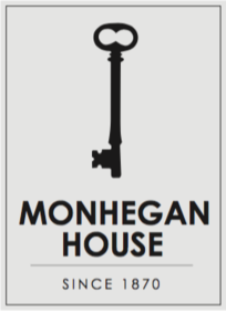 Monhegan House Logo