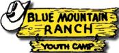 Blue Mountain Ranch Summer Camp Logo